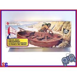 LA BARCA DEI PIRATI BIG JIM...