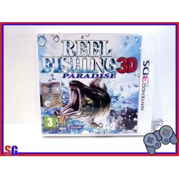 REEL FISHING PARADISE 3D...