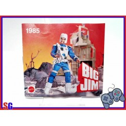 CATALOGO MATTEL BIG JIM HOT...