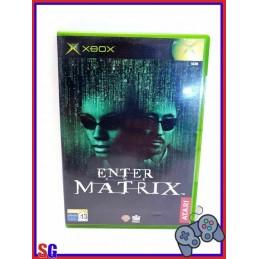 ENTER THE MATRIX GIOCO XBOX...