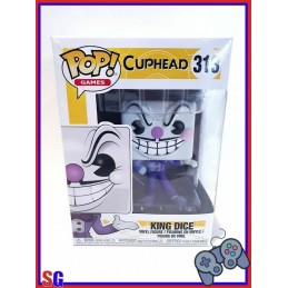 FUNKO POP! CUPHEAD KING...