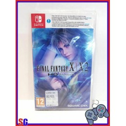 FINAL FANTASY X/X2 HD...