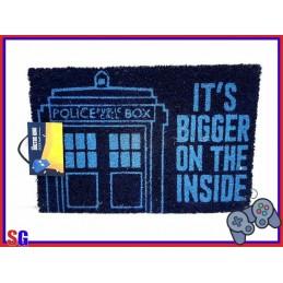 ZERBINO DOOR MAT DOCTOR WHO...