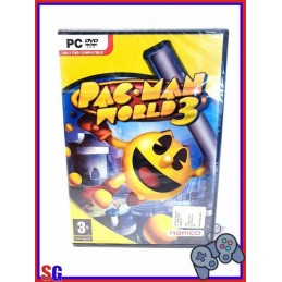 PAC MAN WORLD 3 GIOCO PC...