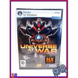 UNIVERSE AT WAR GIOCO PC...