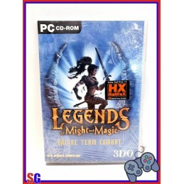 LEGENDS OF MIGHT AND MAGIC...