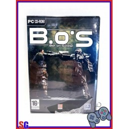 "BOS BET ON SOLDIER ""B.O.S.""..."