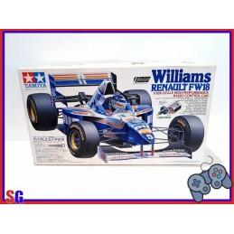 WILLIAMS RENAULT FW18 AUTO...