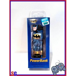 POWER BANK BATMAN 2600mAH...