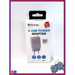 PRESA USB 2 ATTACCHI POWER...