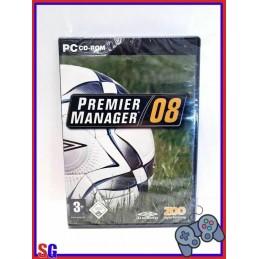 PREMIER MANAGER 08 GIOCO...