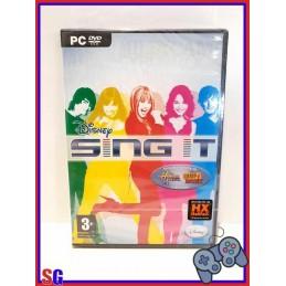 DISNEY SING IT GIOCO PER PC...
