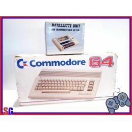 CONSOLE COMPUTER COMMODORE...