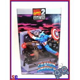 CAPTAIN AMERICA MODEL KITS...