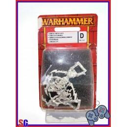 WARHAMMER STREGHE ELFE DARK...