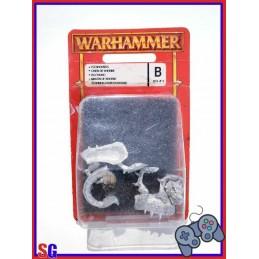 WARHAMMER SCARNIFICATORI DI...