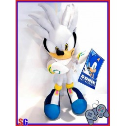 PELUCHE SONIC SILVER THE...