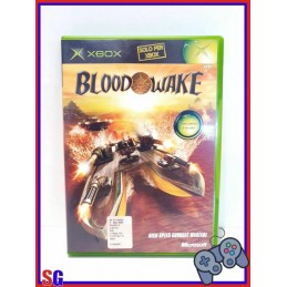 BLOOD WAKE GIOCO XBOX PRIMO...