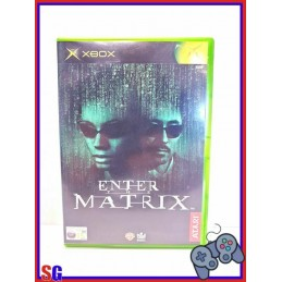 ENTER THE MATRIX GIOCO XBOX...