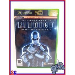 RIDDICK GIOCO XBOX PRODOTTO...