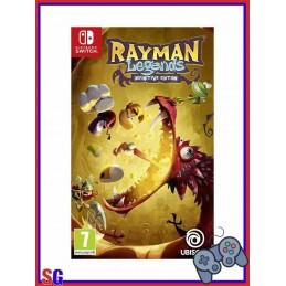 RAYMAN LEGENDS DEFINITIVE...