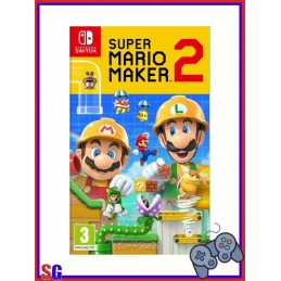 SUPER MARIO MAKER 2 GIOCO...