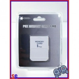 MEMORY CARD 1MB 15 BLOCCHI...