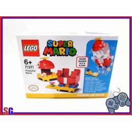 LEGO SUPER MARIO POWER-UP...