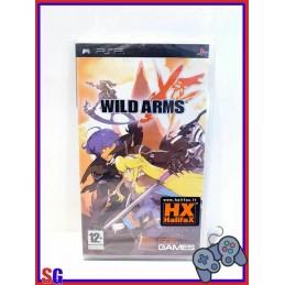 WILD ARMS XF GIOCO PER SONY...