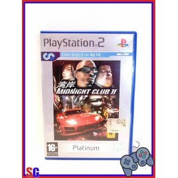 MIDNIGHT CLUB II PLATINUM...
