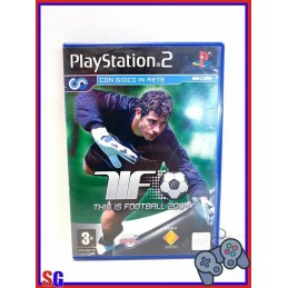 THIS IS FOOTBALL 2004 GIOCO...