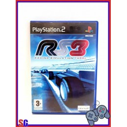 RS3 RACING SIMULATOR THREE...