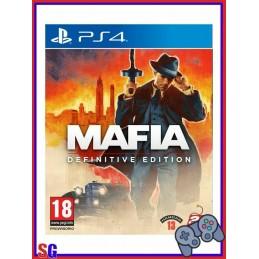 MAFIA DEFINITIVE EDITION...
