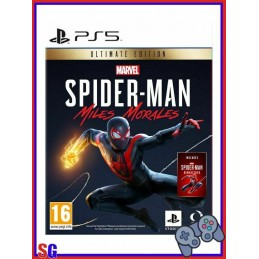 MARVEL SPIDER-MAN MILES...