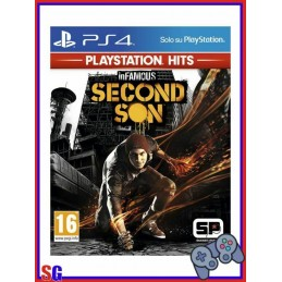 INFAMOUS SECOND SON GIOCO...