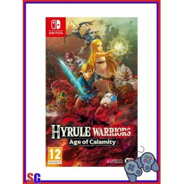 HYRULE WARRIORS: L'ERA...