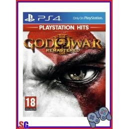 GOD OF WAR III REMASTERED...