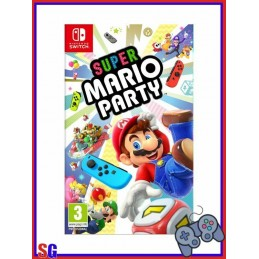 SUPER MARIO PARTY GIOCO PER...