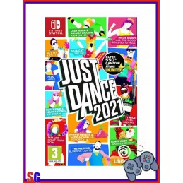 JUST DANCE 2021 GIOCO PER...