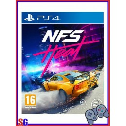 NFS HEAT NEED FOR SPEED...