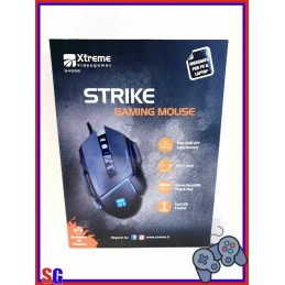 MOUSE GAMING STRIKE XTREME...