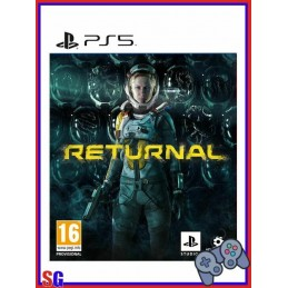 RETURNAL GIOCO PLAYSTATION...