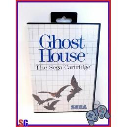 GHOST HOUSE GIOCO PER SEGA...