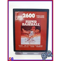 SUPER BASEBALL CARTUCCIA...