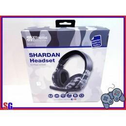 CUFFIE SHARDAN HEADSET...