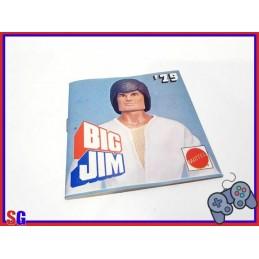 CATALOGO MATTEL BIG JIM...