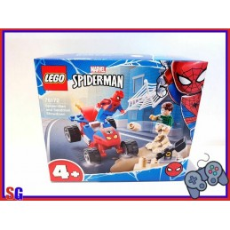 LEGO MARVEL SPIDER-MAN AND...