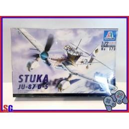 AEREO STUKA JU-87 D-5  KIT...