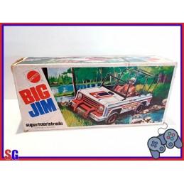 BIG JIM SUPER FUORISTRADA...