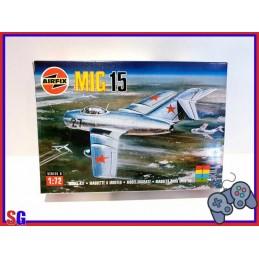 AEREO MIG 15 AIRFIX KIT...